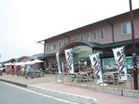 多賀サービスエリア(上り)・写真