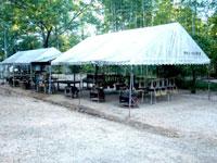 青少年野外活動総合センター「友愛の丘」キャンプ場