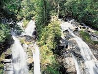 金引の滝・写真