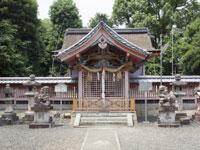 雙栗神社・写真
