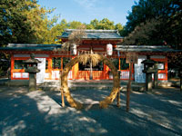 宇治神社・写真