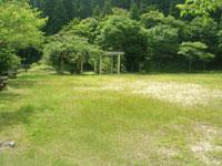 池ヶ成キャンプ場・写真