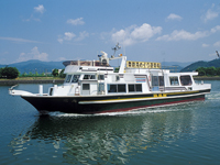 舞鶴湾めぐり遊覧船・写真