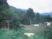 横谷キャンプ場キャラバン・サライ・写真
