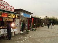 桂川パーキングエリア(下り)