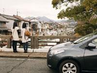 吉原の漁村・写真