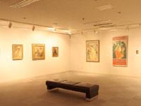 与謝野晶子文芸館/アルフォンス・ミュシャ館(堺市立文化館内)・写真