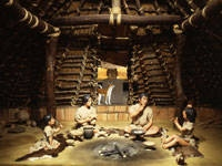 大阪府立弥生文化博物館・写真