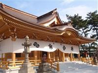 岸城神社・写真