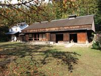 日本民家集落博物館・写真
