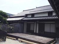泉佐野 ふるさと町屋館(旧新川家住宅)・写真