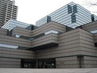 大阪府立中央図書館・写真