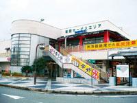 吹田サービスエリア(上り)・写真