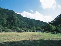 魚ヶ滝荘キャンプ場