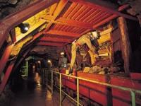 史跡・生野銀山と生野鉱物館・写真