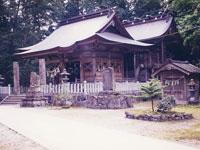 粟鹿神社・写真