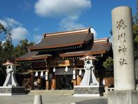 湊川神社(楠公さん)
