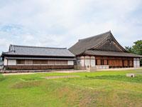 篠山城 大書院・写真