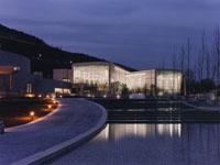 兵庫県立淡路夢舞台温室 「奇跡の星の植物館」・写真