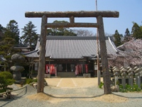 竹林山八幡寺・写真