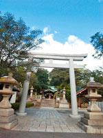 芦屋神社・写真