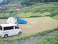 さのう高原・馬場山キャンプ場・写真