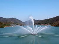 青野ダム周辺の公園・写真