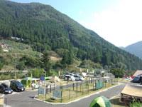 楓香荘オートキャンプ場・写真