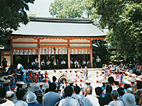 売太神社・写真