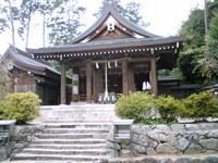 飛鳥坐神社・写真