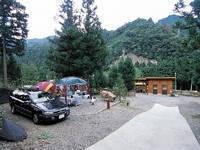 天川村みのずみオートキャンプ場・写真