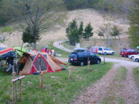 和佐又山キャンプ場・写真