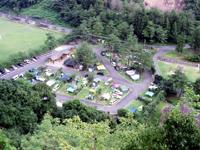 下北山スポーツ公園キャンプ場・写真