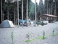 西之谷ふれあいの森キャンプ場・写真