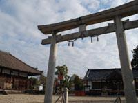 入鹿神社・写真