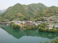 十津川温泉郷・写真