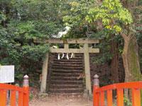 長谷山口坐神社・写真