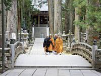 高野山奥之院・写真
