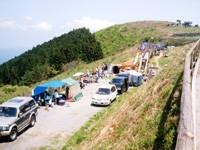 生石高原キャンプ場・写真