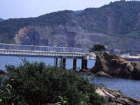 由良海つり公園・写真