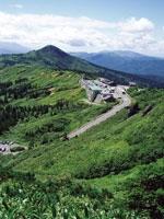 八幡平アスピーテライン(岩手県)・写真