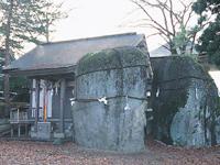 三ツ石神社・写真