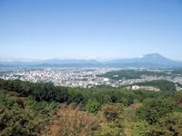 岩山展望台・写真