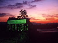 北上夜曲の碑・写真