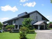 日本現代詩歌文学館・写真