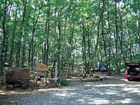 千貫石森林公園キャンプ場・写真