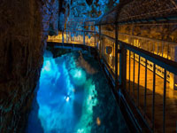 龍泉洞・写真