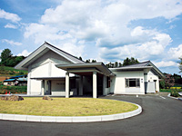 芦東山記念館・写真
