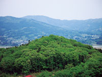 金鶏山・写真