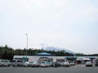 岩手山サービスエリア(下り)・写真